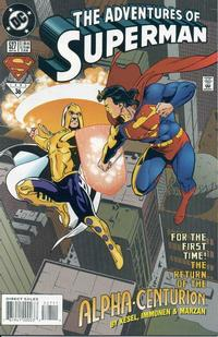 Cover Thumbnail for Adventures of Superman (DC, 1987 series) #527 [Direct Sales]