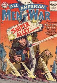 Cover Thumbnail for All-American Men of War (DC, 1952 series) #34