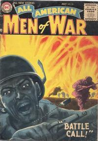 Cover Thumbnail for All-American Men of War (DC, 1953 series) #35