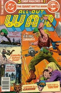 Cover Thumbnail for All-Out War (DC, 1979 series) #2