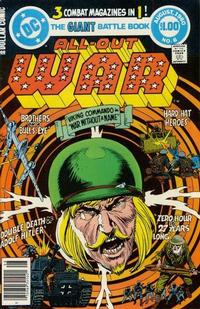 Cover Thumbnail for All Out War (DC, 1979 series) #6