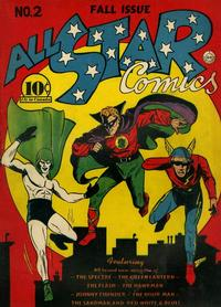 Cover Thumbnail for All-Star Comics (DC, 1940 series) #2