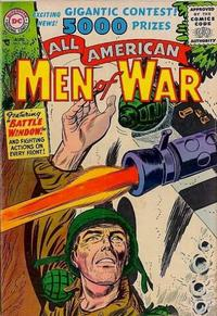 Cover Thumbnail for All-American Men of War (DC, 1953 series) #36