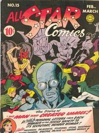 Cover Thumbnail for All-Star Comics (DC, 1940 series) #15