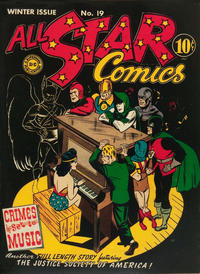 Cover Thumbnail for All-Star Comics (DC, 1940 series) #19