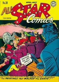 Cover Thumbnail for All-Star Comics (DC, 1940 series) #28
