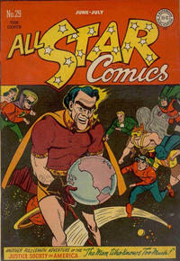 Cover Thumbnail for All-Star Comics (DC, 1940 series) #29