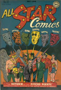 Cover Thumbnail for All-Star Comics (DC, 1940 series) #32