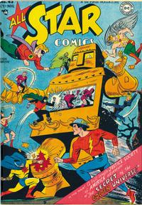 Cover Thumbnail for All-Star Comics (DC, 1940 series) #43