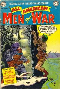 Cover Thumbnail for All-American Men of War (DC, 1952 series) #4