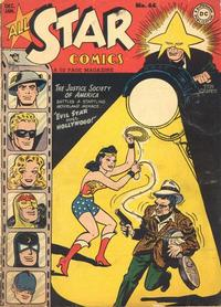 Cover Thumbnail for All-Star Comics (DC, 1940 series) #44