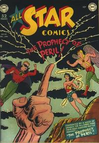 Cover Thumbnail for All-Star Comics (DC, 1940 series) #50
