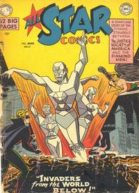Cover Thumbnail for All-Star Comics (DC, 1940 series) #51