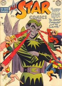 Cover Thumbnail for All-Star Comics (DC, 1940 series) #52