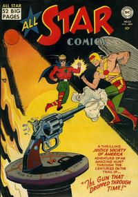 Cover Thumbnail for All-Star Comics (DC, 1940 series) #53