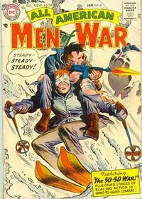 Cover Thumbnail for All-American Men of War (DC, 1952 series) #41