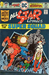 Cover Thumbnail for All-Star Comics (DC, 1976 series) #59