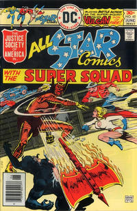 Cover Thumbnail for All-Star Comics (DC, 1976 series) #60