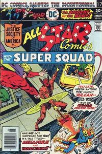 Cover Thumbnail for All-Star Comics (DC, 1976 series) #61
