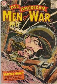 Cover Thumbnail for All-American Men of War (DC, 1952 series) #42