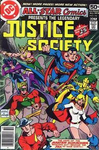 Cover Thumbnail for All-Star Comics (DC, 1976 series) #74