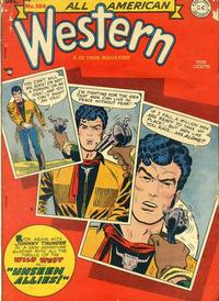 Cover Thumbnail for All-American Western (DC, 1948 series) #104
