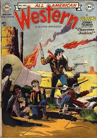 Cover Thumbnail for All-American Western (DC, 1948 series) #107