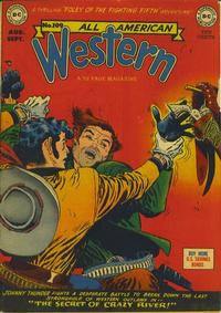 Cover Thumbnail for All-American Western (DC, 1948 series) #109