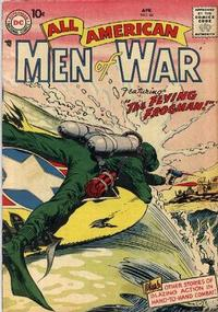 Cover Thumbnail for All-American Men of War (DC, 1952 series) #44