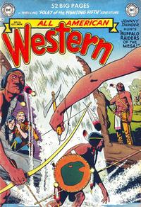 Cover Thumbnail for All-American Western (DC, 1948 series) #116
