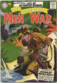 Cover Thumbnail for All-American Men of War (DC, 1952 series) #45