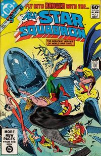 Cover Thumbnail for All-Star Squadron (DC, 1981 series) #2 [Direct Sales]