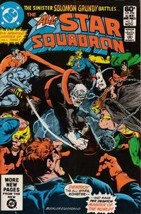 Cover Thumbnail for All-Star Squadron (DC, 1981 series) #3 [Direct Sales]