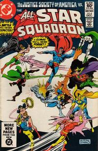 Cover Thumbnail for All-Star Squadron (DC, 1981 series) #4 [Direct Sales]