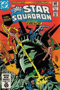 Cover Thumbnail for All-Star Squadron (DC, 1981 series) #5 [Direct]