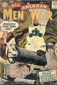 Cover Thumbnail for All-American Men of War (DC, 1952 series) #46