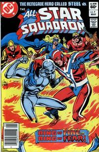Cover Thumbnail for All-Star Squadron (DC, 1981 series) #9