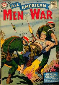 Cover Thumbnail for All-American Men of War (DC, 1953 series) #47
