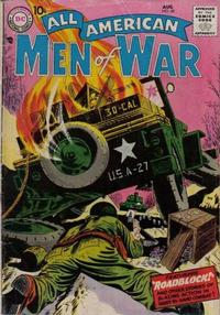 Cover Thumbnail for All-American Men of War (DC, 1953 series) #48