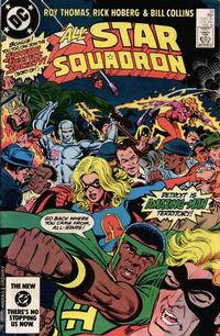 Cover Thumbnail for All-Star Squadron (DC, 1981 series) #39 [Direct]