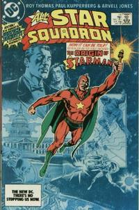 Cover Thumbnail for All-Star Squadron (DC, 1981 series) #41 [Direct-Sales Variant]