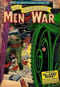 Cover Thumbnail for All-American Men of War (DC, 1953 series) #50