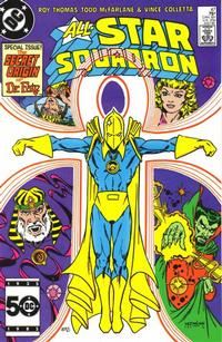Cover Thumbnail for All-Star Squadron (DC, 1981 series) #47 [Direct Edition]