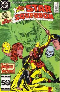 Cover Thumbnail for All-Star Squadron (DC, 1981 series) #49 [Direct Sales]