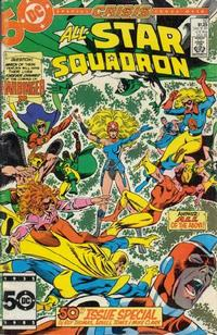 Cover Thumbnail for All-Star Squadron (DC, 1981 series) #50 [Direct]