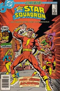Cover Thumbnail for All-Star Squadron (DC, 1981 series) #52 [Direct Sales]