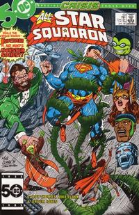 Cover Thumbnail for All-Star Squadron (DC, 1981 series) #53 [Direct Edition]