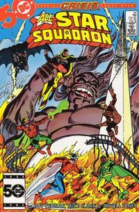 Cover Thumbnail for All-Star Squadron (DC, 1981 series) #54