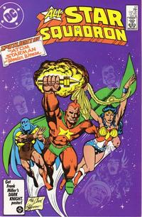 Cover Thumbnail for All-Star Squadron (DC, 1981 series) #57 [Direct Sales]
