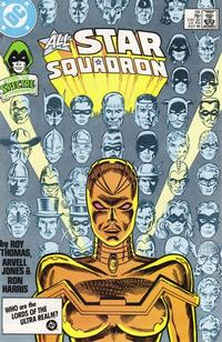 Cover Thumbnail for All-Star Squadron (DC, 1981 series) #59 [Direct Edition]